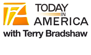 Today In America with Terry Bradshaw Logo